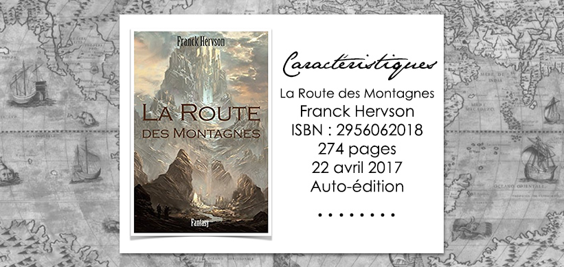 La Route des Montagnes de Franck Hervson