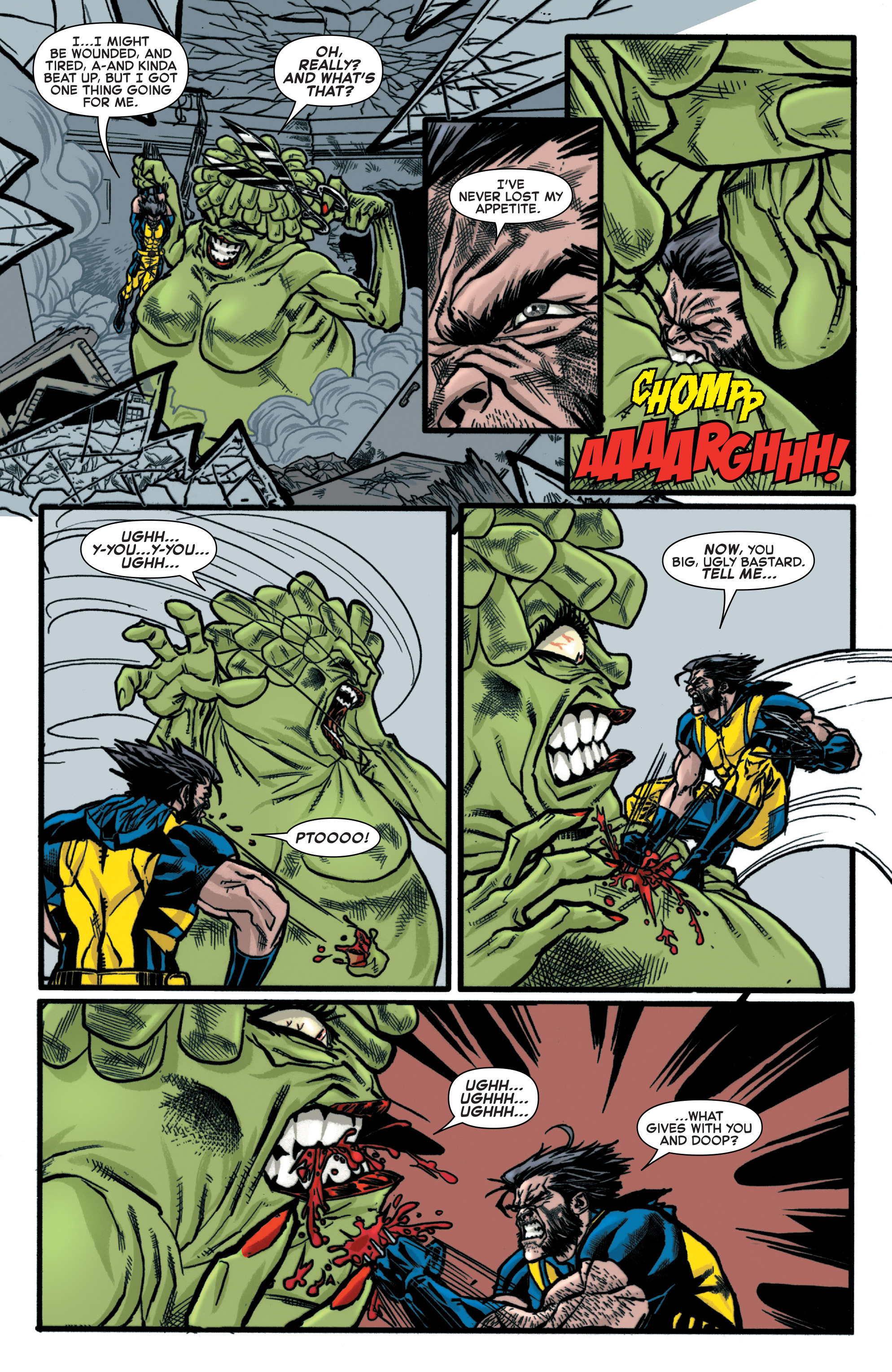 Read online All-New Doop comic -  Issue #5 - 5