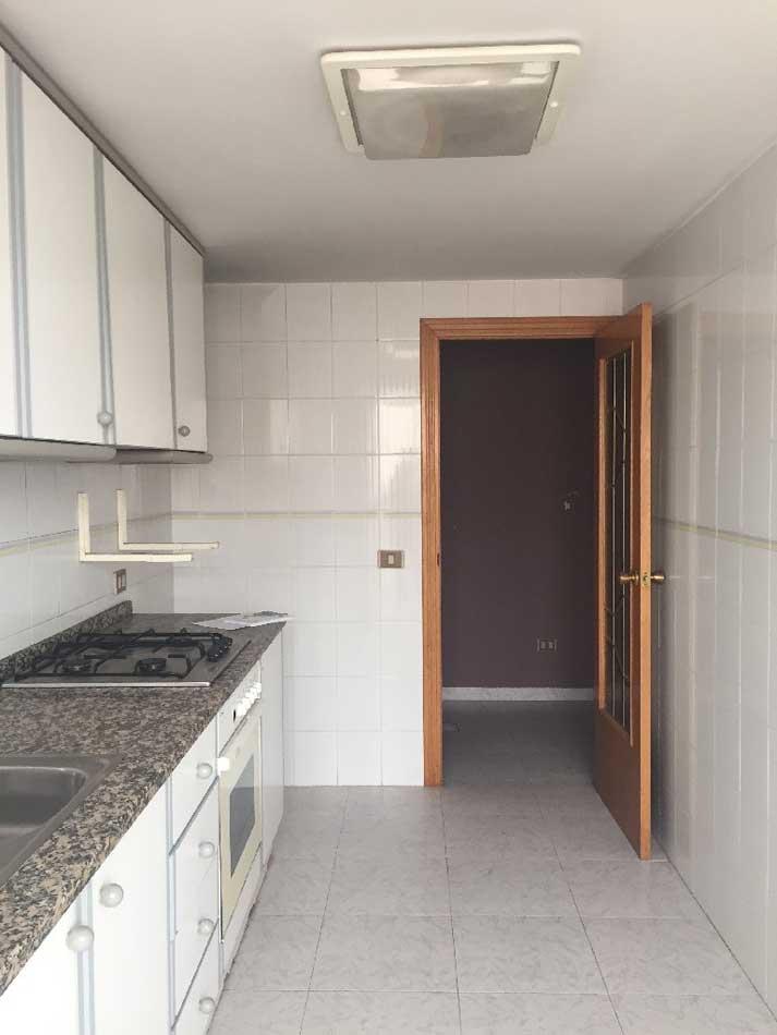 piso en venta avenida chatellerault castellon cocina