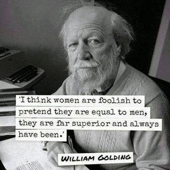 Lord Of The Flies Quotes: Eyes On Life: William Golding's Opinion