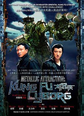 Metallic Attraction Kungfu Cyborg 2009 Hindi Dubbed 720p HDRip 750mb