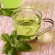 Green Tea, Wild Blue-Green Algae - Weight Loss and Premature Aging
