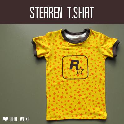 Sterren Tshirt