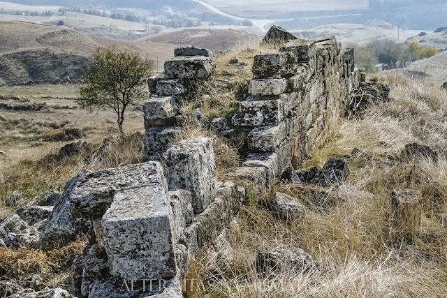 Tramo de muralla bien conservado