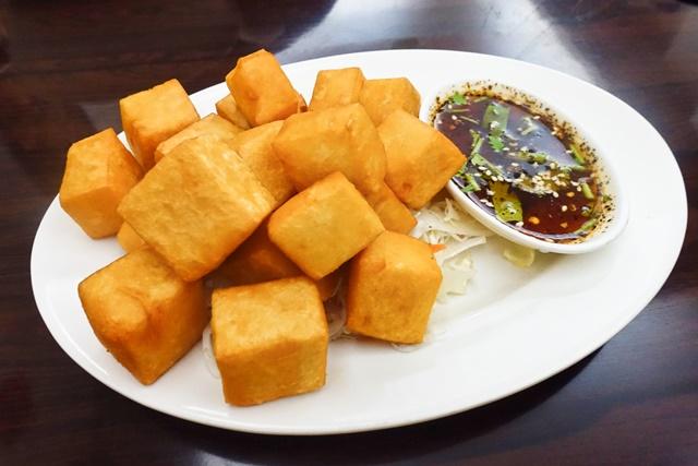和順鄉椒炸豆腐