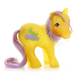 My Little Pony Napper Year Seven Sparkle Ponies G1 Pony