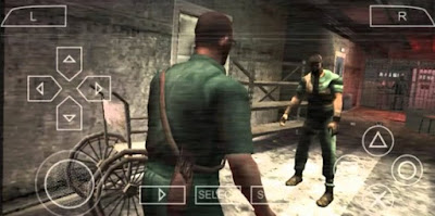 Download Manhunt 2 CSO PSP PPSSPP