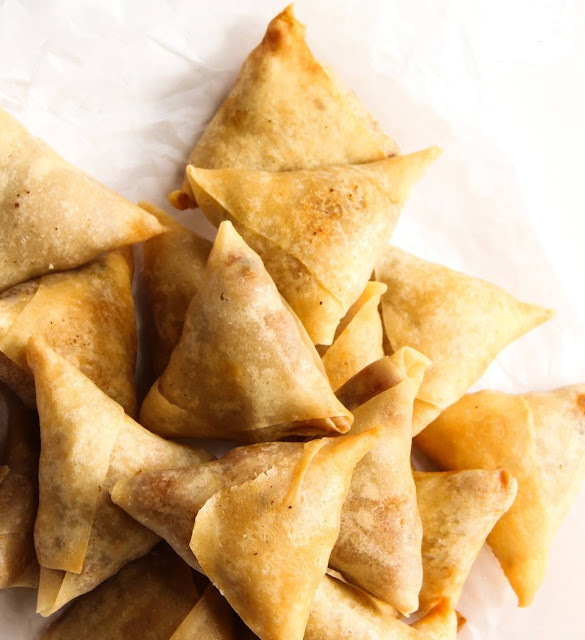 Most Delicious Baked Samosa