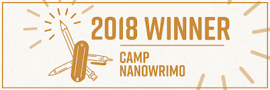 Camp NaNoWriMo 2018