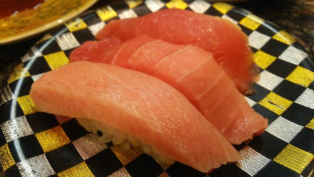 高い寿司屋で豪遊
