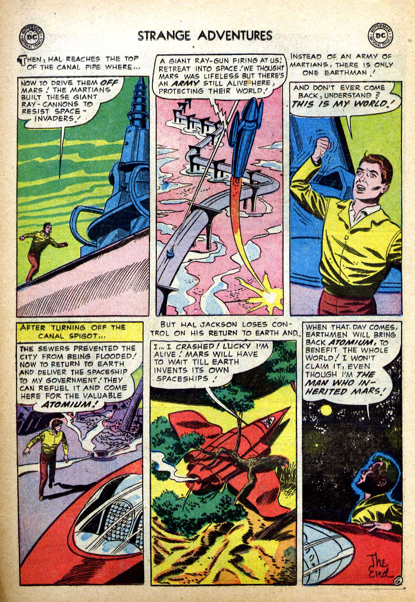 Strange Adventures (1950) issue 82 - Page 15