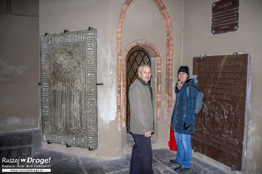 Wejście na poddasze Katedry we Fromborku