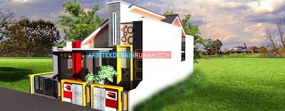 Arsitek Desain Rumah Type 100