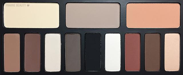 Review Kat Von D Shade Amp Light Eye Contour Palette