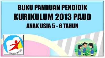 Unduh Buku Panduan Kurikulum 2013 Lengkap Untuk Sekolah PAUD