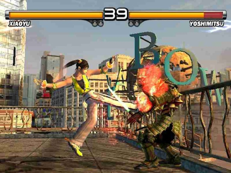 Tekken 4 Highly Compressed 1 9 Gb Torrent Game All About Android Game World