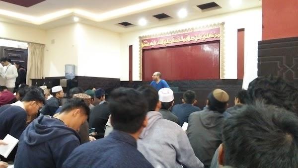 Penuhi Aspirasi Maba, KM-NTB Adakan Daurah Quraniyyah Matan Jazariyah