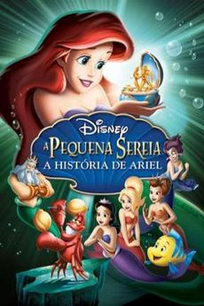 Download A Pequena Sereia 3 - A História de Ariel Dublado e Dual Áudio via torrent