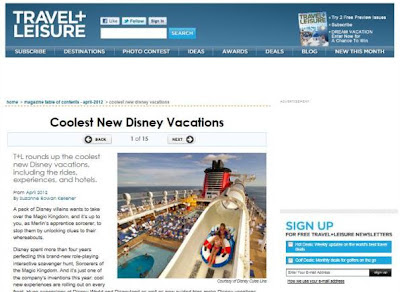 Coolest New Disney Vacations