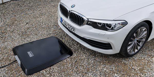 Presentation of the principle of wireless charging to solve the problem of autonomy of connected electric cars