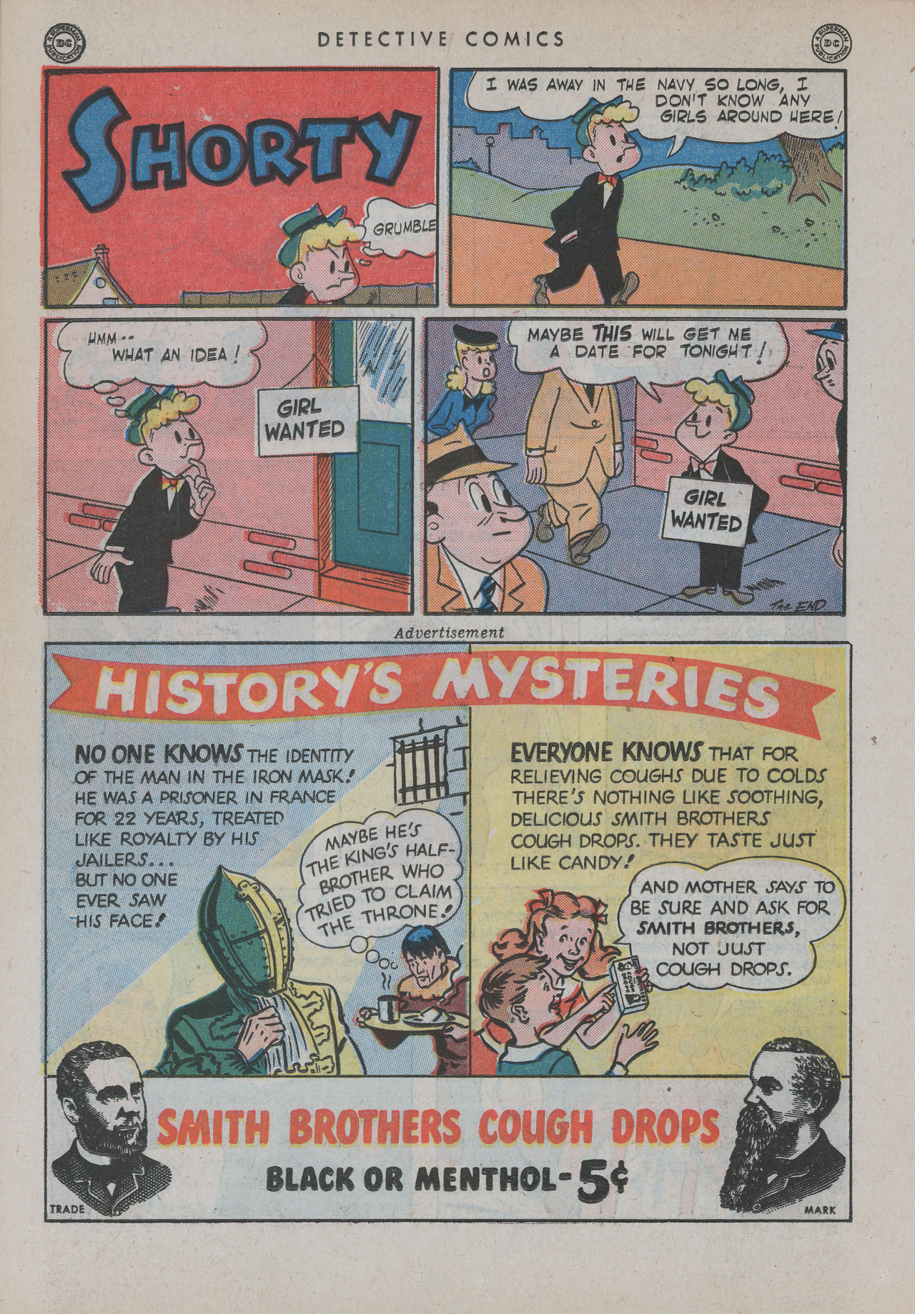 Read online Detective Comics (1937) comic -  Issue #108 - 30