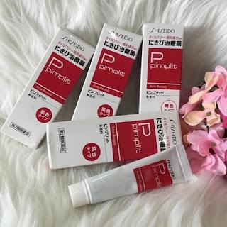 kem trị mụn Shiseido chính hãng giá bao nhiêu