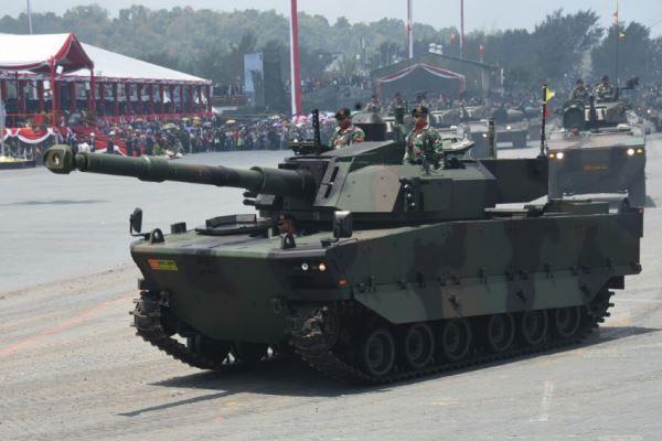 Tank Kaplan atau Harimau Hitam