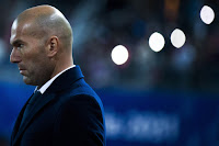 Head coach of Real Madrid Zinedine Zidane told who considers the best player in the world