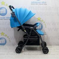 blue_babyelle_citilite_stroller