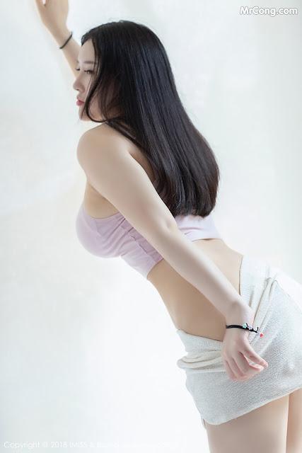 Hot girls Sexy porn model En Yi (恩一) 10