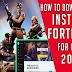 Download & install FORTNITE For Windows 7, 8.1, 10 - Fortnite Battle Royale Free download