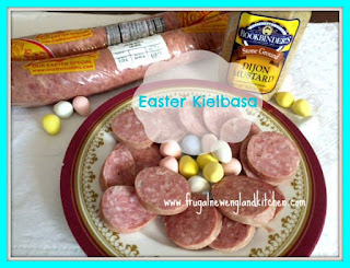 Easter Kielbasa Recipe