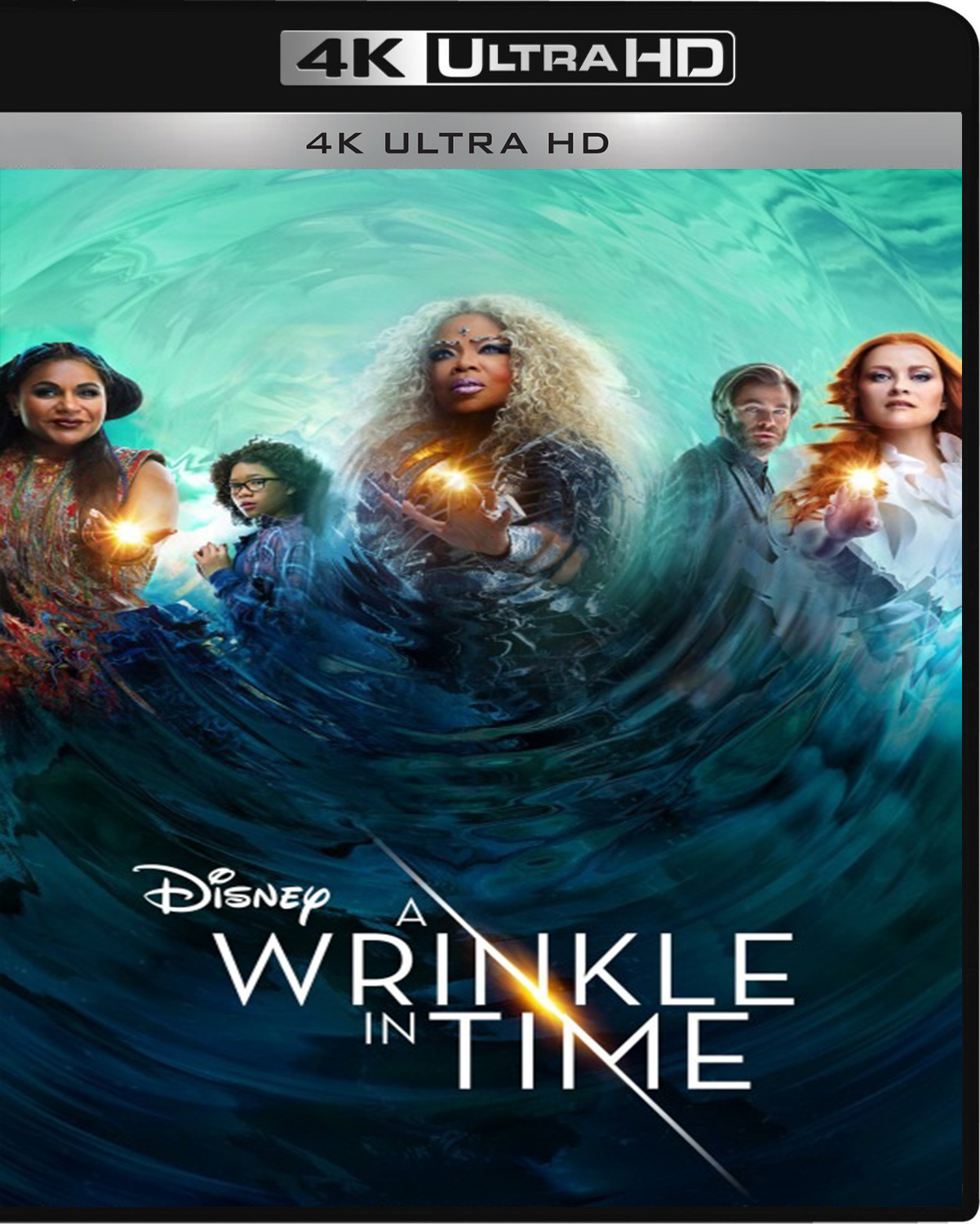A Wrinkle in Time [2018] [UHD] [2160p] [Latino]
