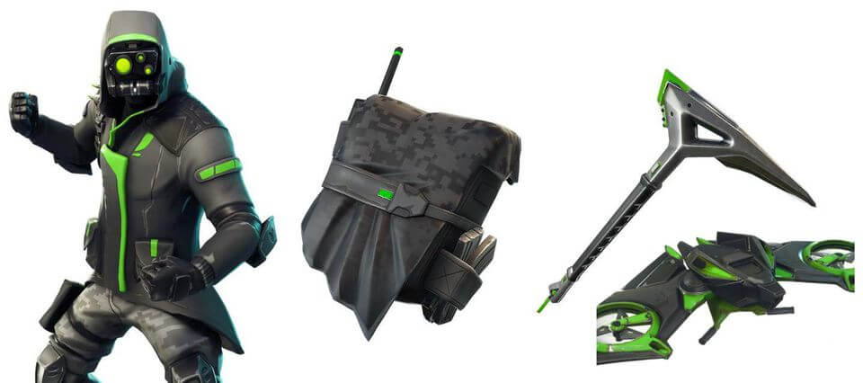 This Is What Will Be In Fortnite's Third Twitch Prime Loot Pack