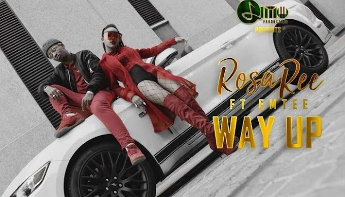 DOWNLOAD FREE MP3: ROSA REE Ft. EMTEE - WAY UP