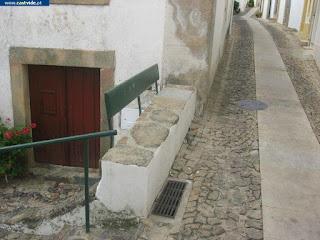 Rua da Costa de Castelo de Vide, Portugal (streets)