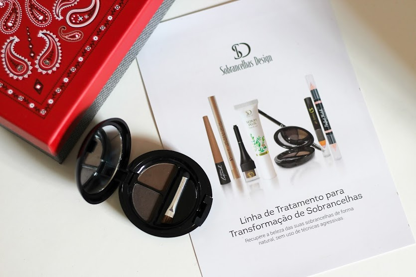 Corretivo para Sobrancelhas DUO - SD MAKE-UP