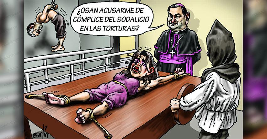 Carlincaturas Viernes 15 Febrero 2019 - La República