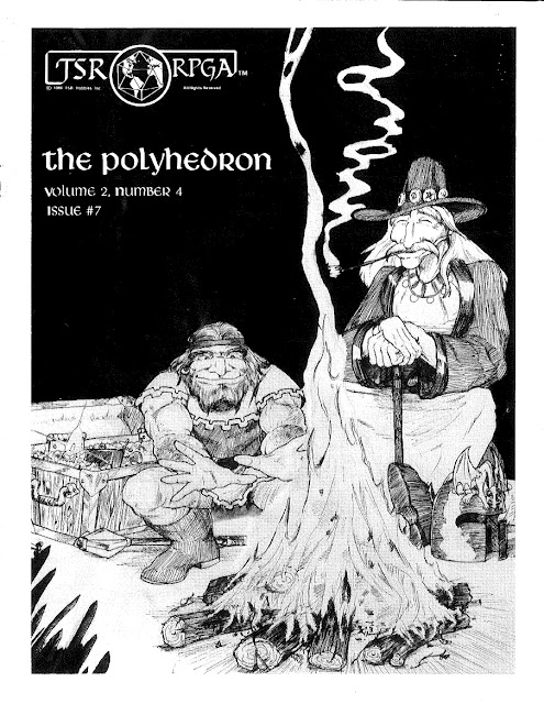 Let's Read Polyhedron: Issue 7