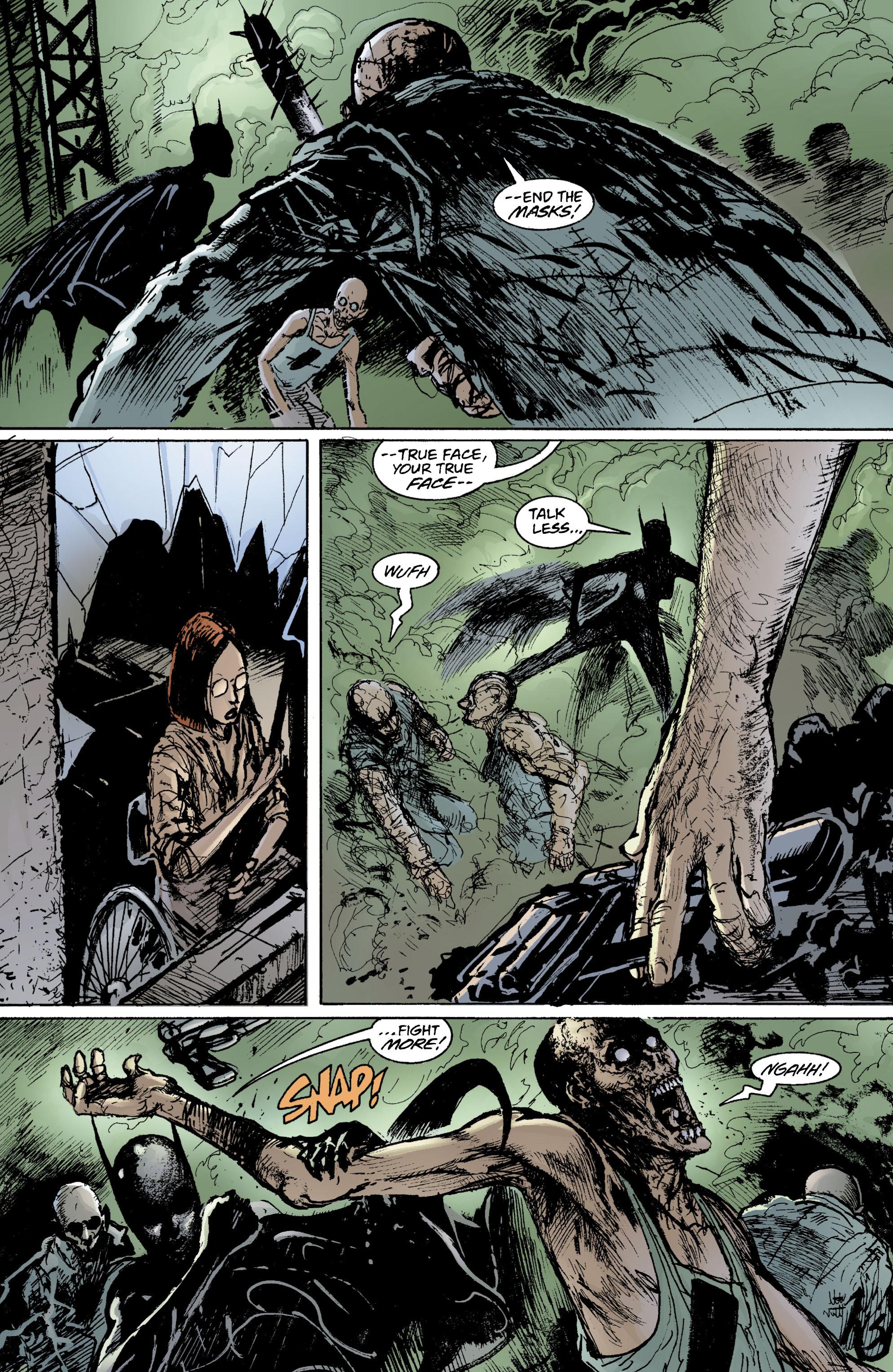 Detective Comics (1937) 732 Page 3