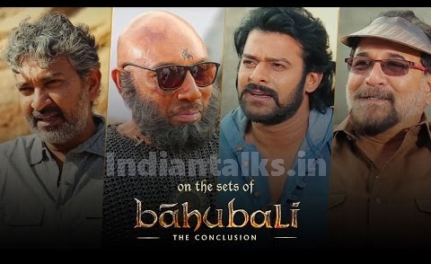 Baahubali 2 Screened at The Moscow International Film Festival