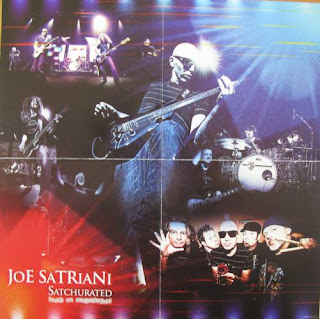 La Rockarea Joe Satriani Live Satchurated Anaheim
