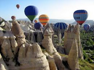 Gambar Wisata Turki Cappadocia