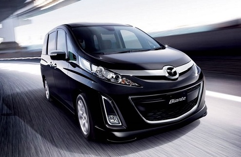 Price Mazda Biante and new specifications 2017