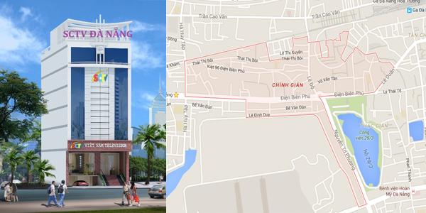Truyền hình cáp SCTV phường Chính Gián, quận Thanh Khê, Đà Nẵng