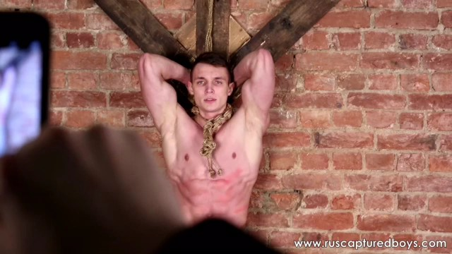 RusCapturedBoys - Male Model Kirill. Final Part.