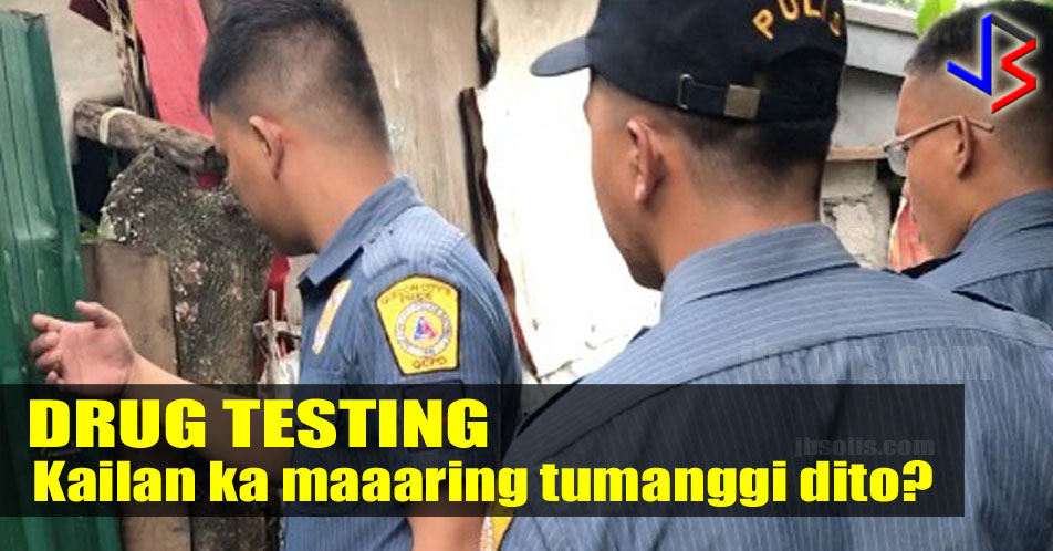 """Recent developments in the Philippine government's War on Drugs saw officers of one police district in Manila conducting a """"House-to-house"""" drug testing. Apparently, they were doing the """"voluntary"""" drug testing to a community to clear the are of drug users, and to help drug users enroll in a rehabilitation program.  But a group of human rights lawyers as well as some members of the community are reacting with the police initiative. They say the move is against the constitutional rights of an individual against self-incrimination and right to privacy.  Related News: Why Would The Police Kill A Grade 11 Son Of An OFW?  Meanwhile, the police say that the community drug testing is being conducted in coordination with local community officials and that the house-to-house drug testing is an option for some individuals who prefer to undergo testing in the privacy of their home instead of a common area.  """"Advertisements"""" Which situations require a Drug Test without excuse?  By law, Drug Testing is an integral part of ensuring the safety of the public. However, it should not violate an individual's rights as established by the Constitution. It is however mandatory in certain situations below: applicants for drivers' licenses applicants for firearms licenses high school and college students officers and employees of public and private offices members of the police, military and other law enforcement agencies those charged with crimes related to drugs - possession, sale, manufacture or transportation of illegal drugs and all candidates for public office, whether appointed or elected Also, note that Republic Act 9165 or the Dangerous Drugs Acts also specifies that drug tests must be done by """"government forensic laboratories or by any of the drug testing laboratories accredited and monitored by the DOH to safeguard the quality of test results.""""    """"Sponsored Links""""  When can an individual refuse a drug test? a high school student can actually refuse a drug test if he/she were pi"""