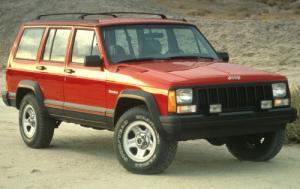 Jeep Cherokee 1984 2001 Windshield Rubber Gasket Front
