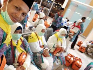 Jamaah Calon Haji Kotabaru Tidak Dapat Jatah Makan Pagi