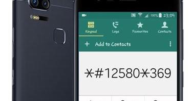 Blog do Zipi: Códigos Secretos e de serviço Asus ZenFone 3 | Blog do